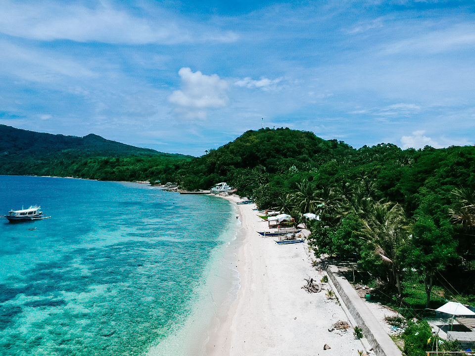 best beaches in the Philippines near Manila