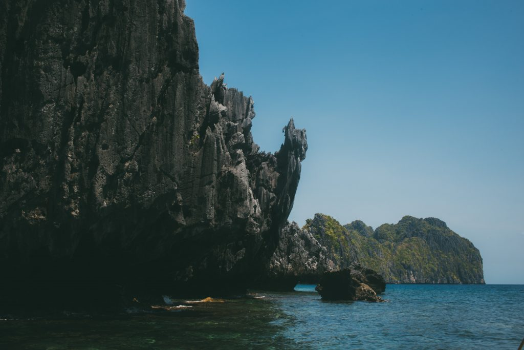 tourist spots at the best island hopping tour El Nido