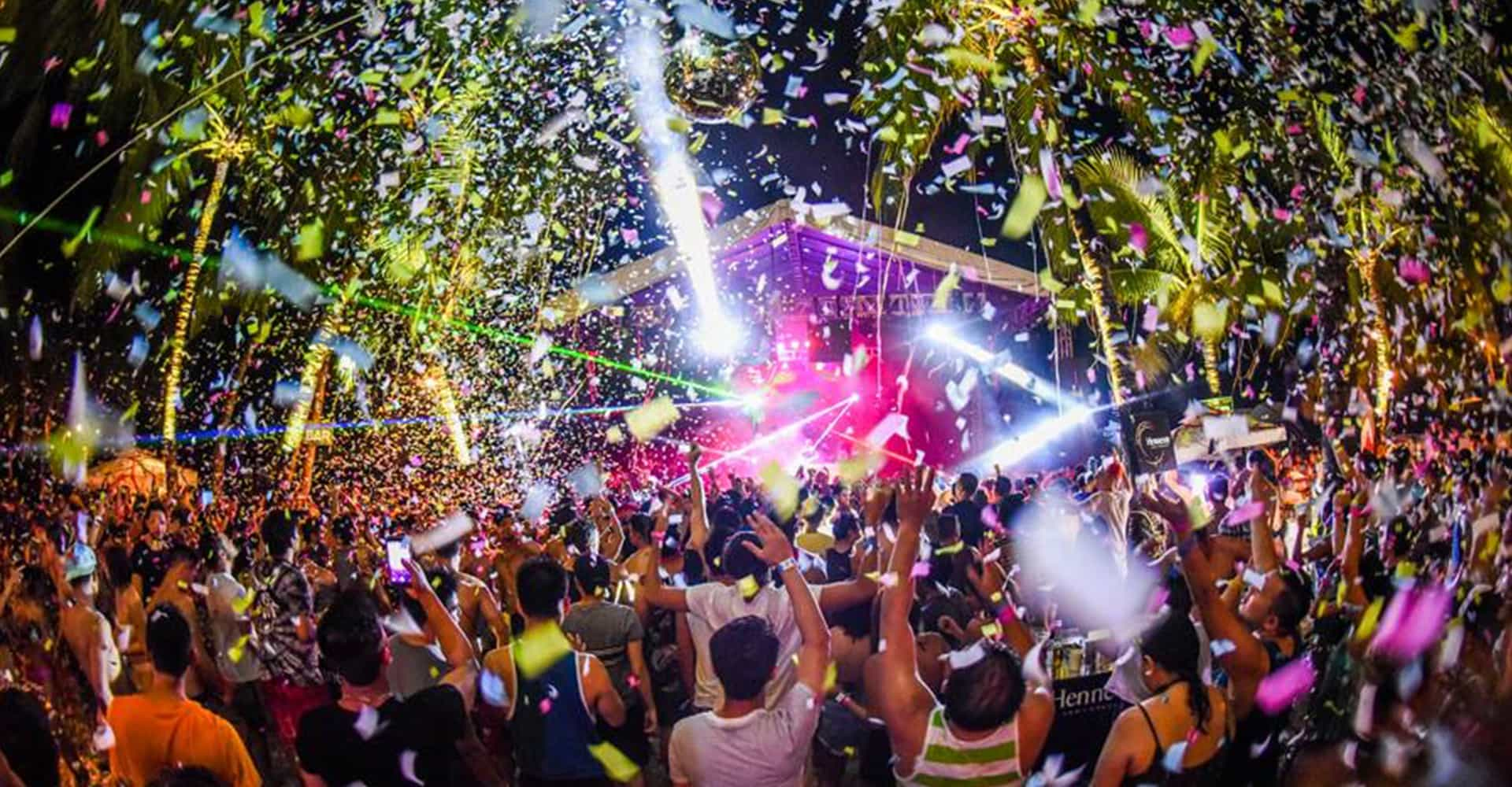 nightlife what to do in boracay in 3 days